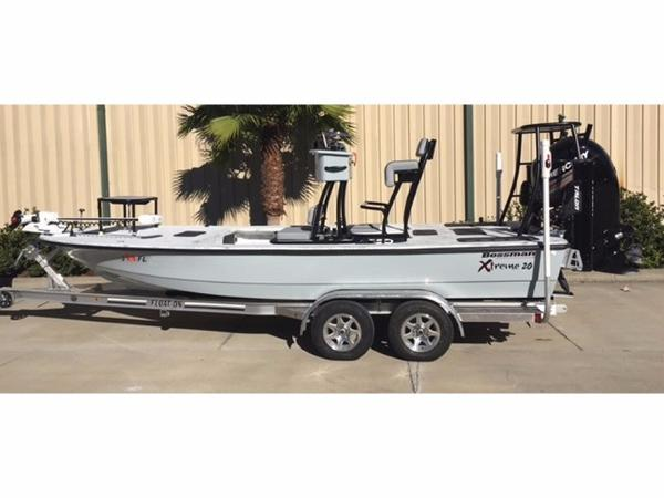 Bossman Boats Xtreme 20