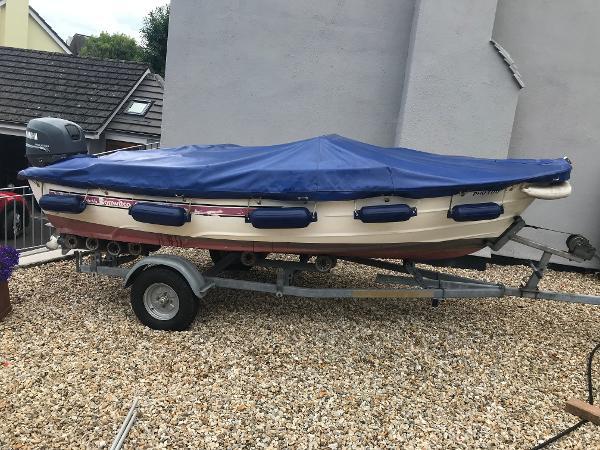 Bonwitco 404 Day Boat
