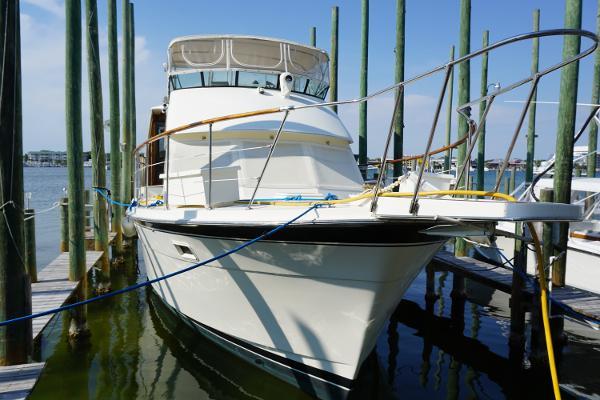 Atlantic 48 Motor Yacht