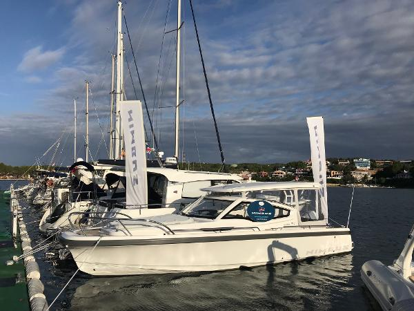 Nimbus Weekender 9 New 2019 Nimbus W9 for sale in Menorca - Clearwater Marine
