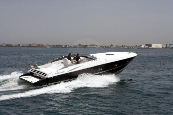 Custom Black Eagle Marine Blackeagle 40 BLACK EAGLE MARINE - BLACKEAGLE 40 - exteriors
