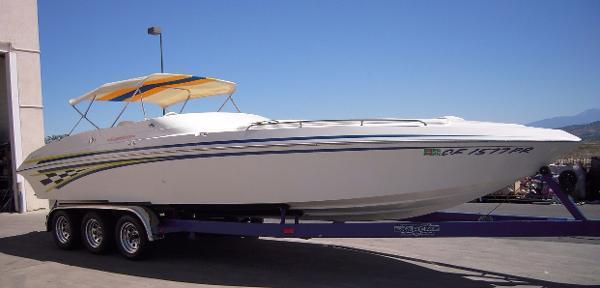Eliminator Boats 280 Eagle Xp