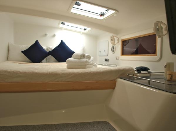 Master Stateroom King Bed