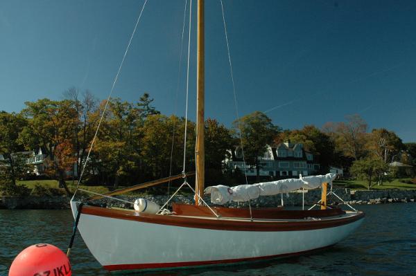 Herreshoff Fishers Island 12 1/2