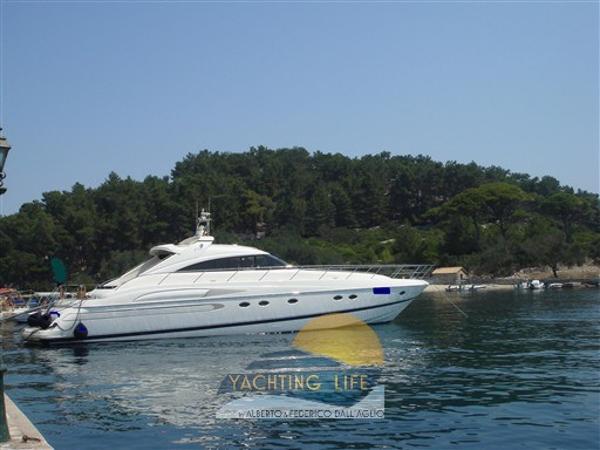Princess Princess V 65 foto barca laterale