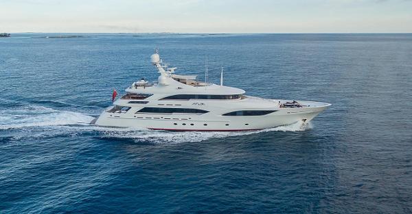 Delta Motor Yacht