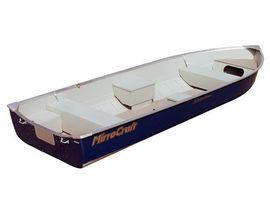 Similar boat shown: MirroCraft 3696 Deep Fisherman.