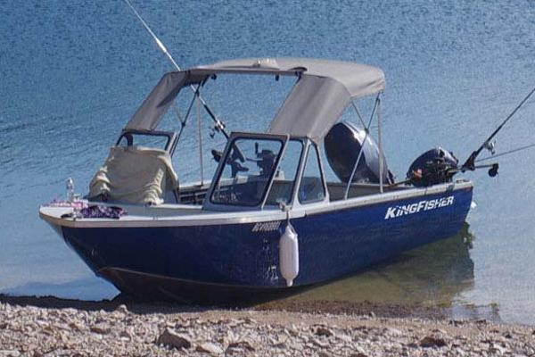 KingFisher 1625 Falcon Manufacturer Provided Image