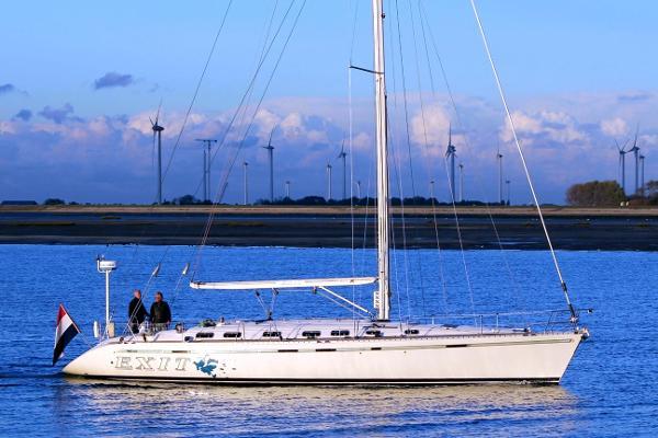 Beneteau First 53f5 Beneteau First 53F5 1993