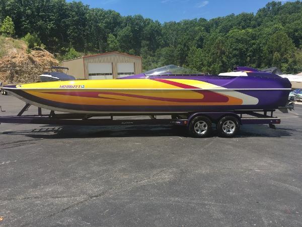 Eliminator Boats 26 Daytona