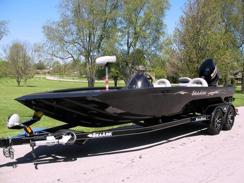 2018 SeaArk Stealth 210, Versailles Kentucky - boats.com