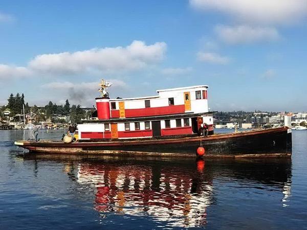 Tugboat Wallace Shipyard