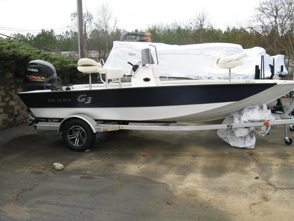 G3 Boats Bay 18 DLX