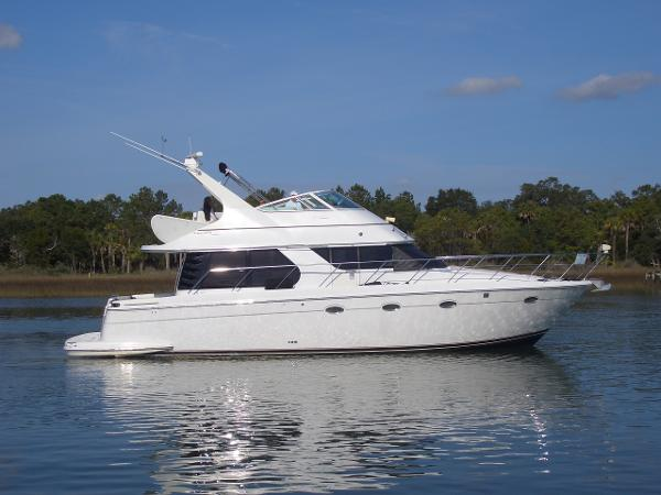 CARVER YACHTS 450 Voyager