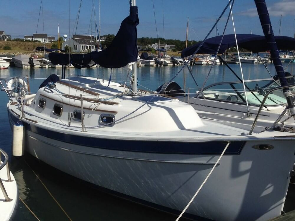 Seaward 25 1995 Seaward 25 for sale in Wellfleet, MA