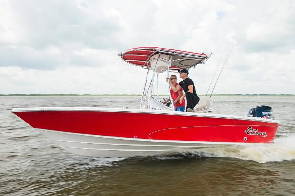Sea Chaser 26 LX Manufacturer Provided Image: Manufacturer Provided Image: Manufacturer Provided Image