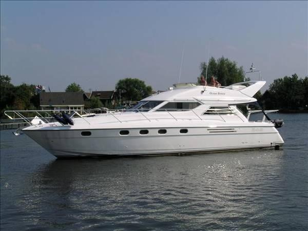 Princess 470 Fly