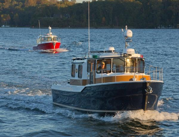 Ranger Tugs R-31 S Manufacturer Provided Image