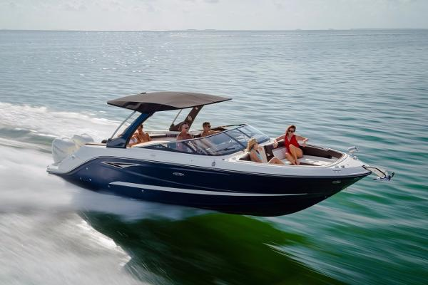 Sea Ray 310 SLX Outboard