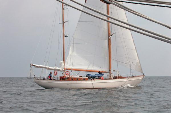 Custom Klassische deutsche Yacht