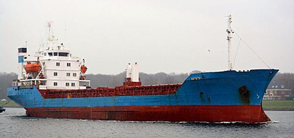 Custom Bulk Cargo Vessel