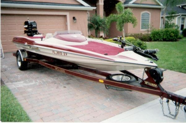 Allison Boats Xb-2003