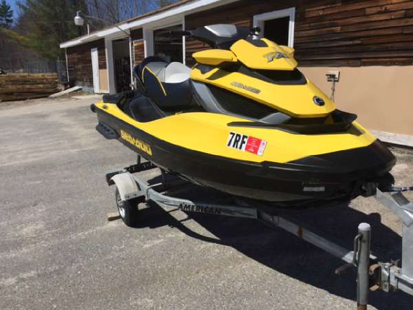 Sea-Doo RXT-iS 260