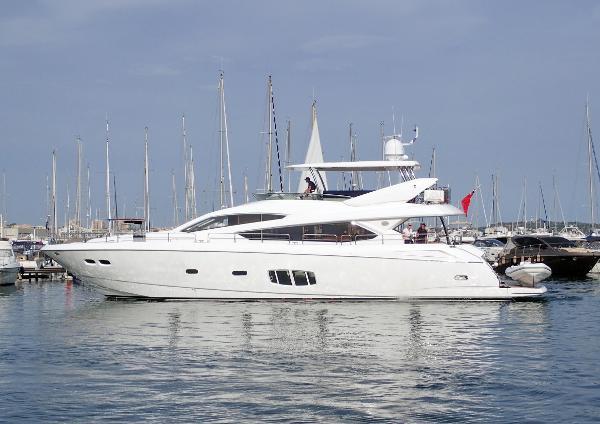 Sunseeker 80 Yacht Sunseeker 80 Yacht