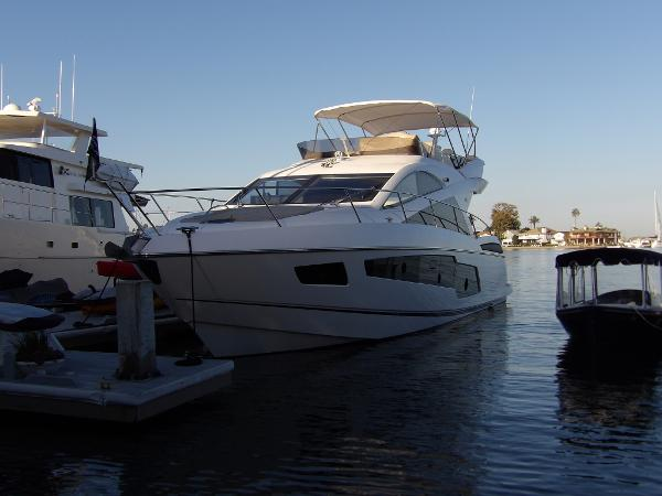 Sunseeker 55 Manhatten