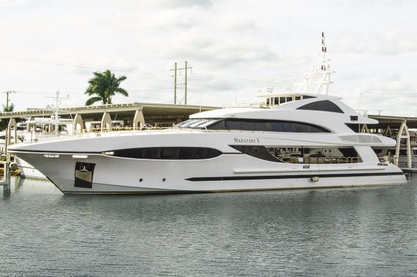 Sensation Yachts 14' Sensation Motor Yacht MARATANI X