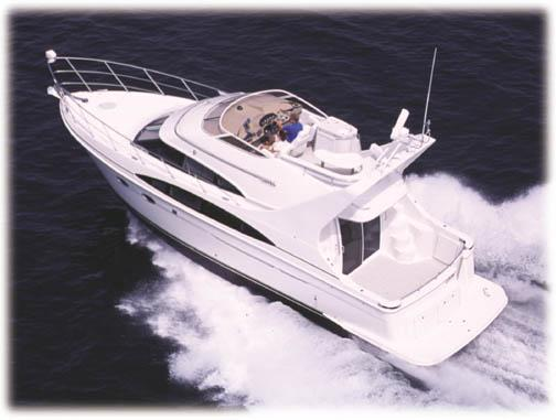 Carver 420 Mariner Manufacturer Provided Image