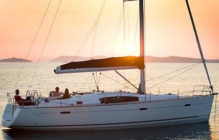 Beneteau America 43 Manufacturer Provided Image