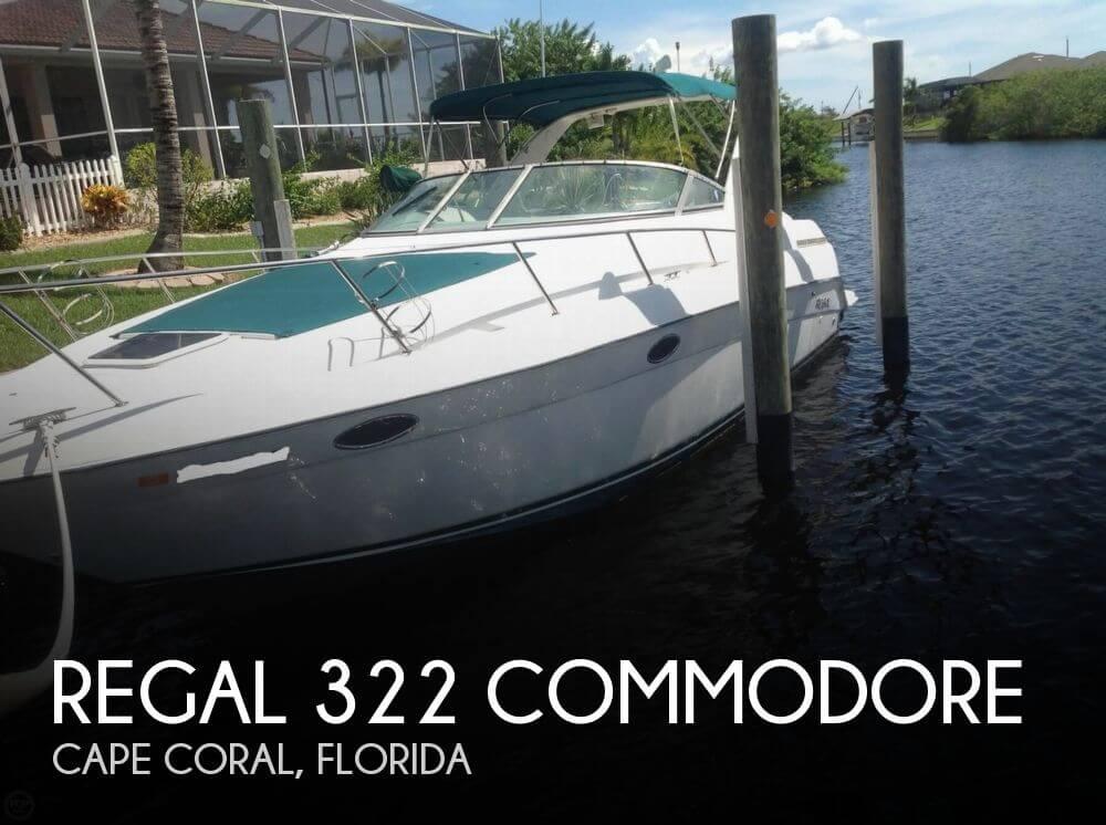 Regal 322 Commodore 1996 Regal 322 Commodore for sale in Cape Coral, FL