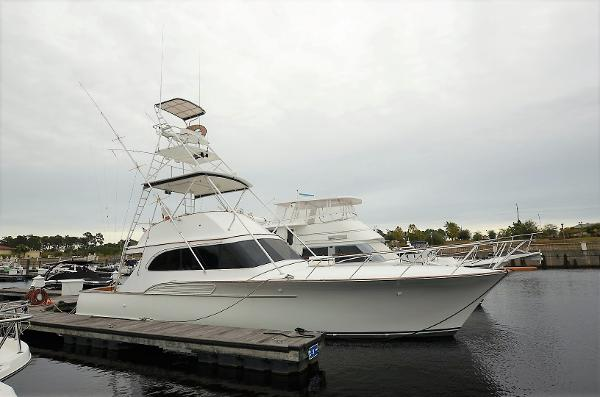 Davis Sportfish with Man Engines