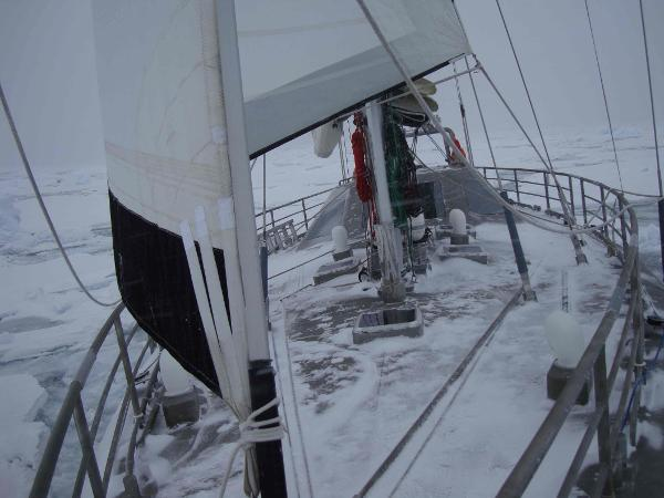 Arctic Sailing Research Vessel Oceanographic Polar Scientific