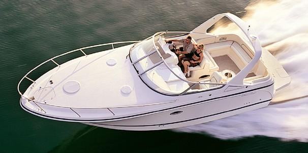 Chris-Craft 308 Express Cruiser Manufacturer Provided Image: 308 Express Cruiser