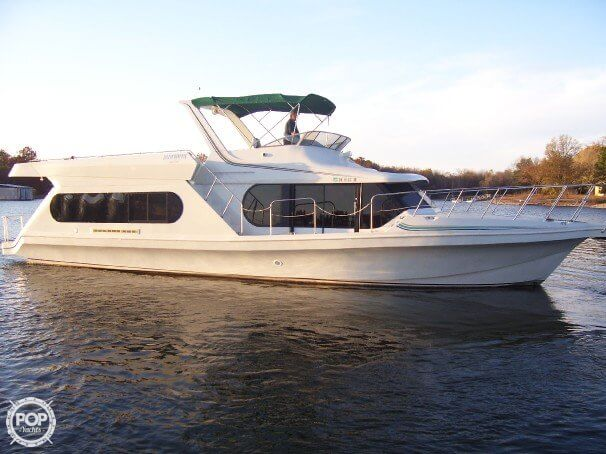 Bluewater Yachts 543 LE 1996 Bluewater Yachts 543 LE for sale in Lake Ozark, MO