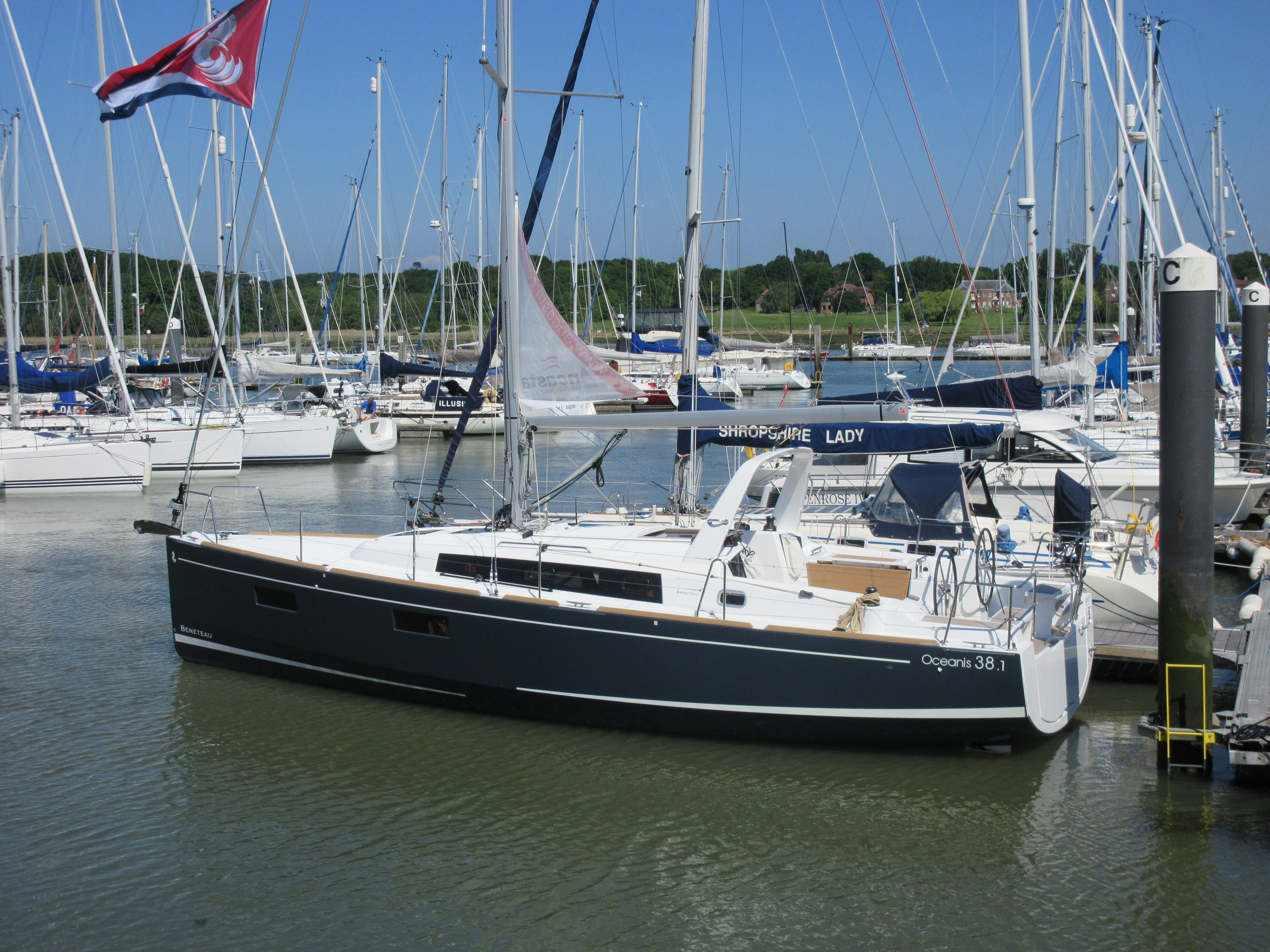 Beneteau Oceanis 38.1 For Sale - Beneteau Oceanis 38.1
