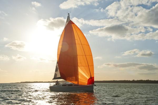 Hanse 345 Full Sails