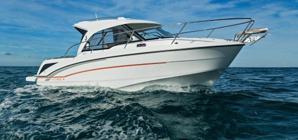 Beneteau. ANTARES 8 OB Manufacturer Provided Image