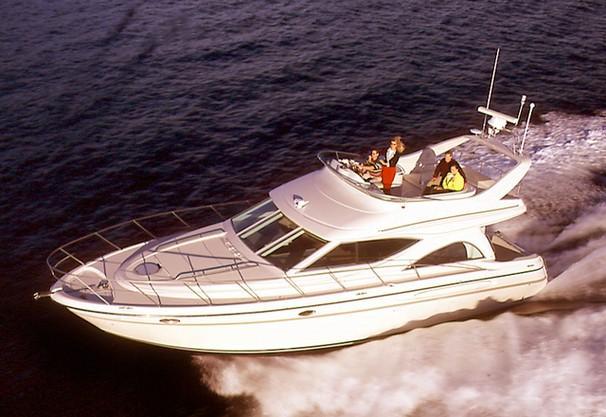 Maxum 4600 SCB Manufacturer Provided Image: 4600 SCB