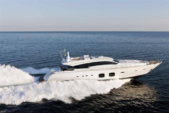 Pershing 108' Profile