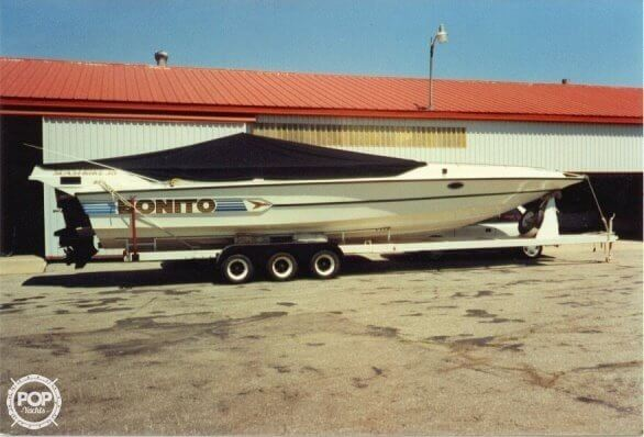 Bonito Boats 38 Seastrike 1987 Bonito 38 Seastrike for sale in Kyle, TX