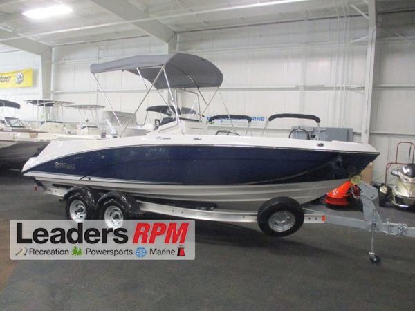 Yamaha Boats 210 FSH DLX