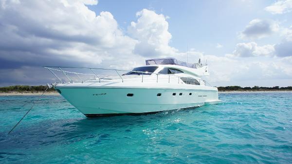 Ferretti Yachts 53 Ferretti Yachts 53