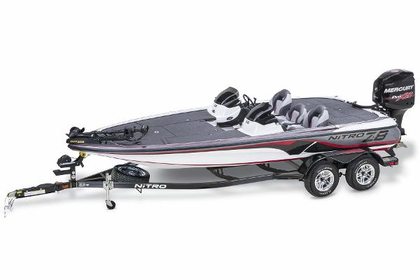 Nitro Z-8 w/ 225 Opti ProXS and Custom Trailer