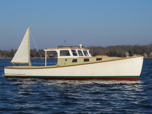 Rockland Boat Company Lobster Boat Salar