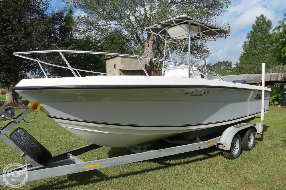 Angler 220 CC 2002 Angler 220 CC for sale in Grosse Tete, LA