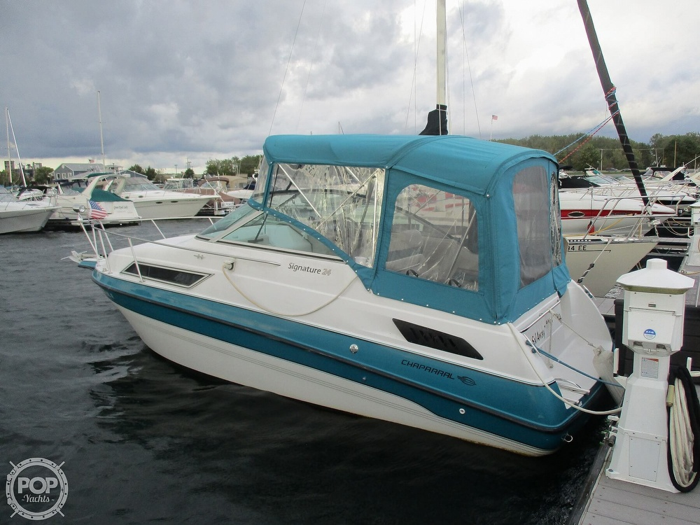 Chaparral 240 Signature 1994 Chaparral Signature 240 for sale in Buffalo, NY