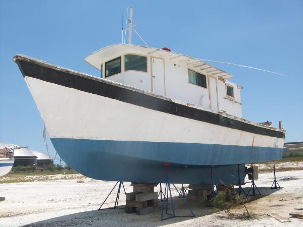 Thompson Thompson 44 1978 48' Thompson trawler
